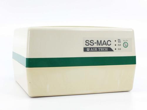 AirTech SS-MACClean Room Filter Fan 1 CMM 56dBA 100VAC 25W MAC-10FR