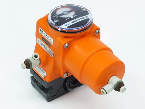 George Fischer 15mm J Pneumatic Ball Valve