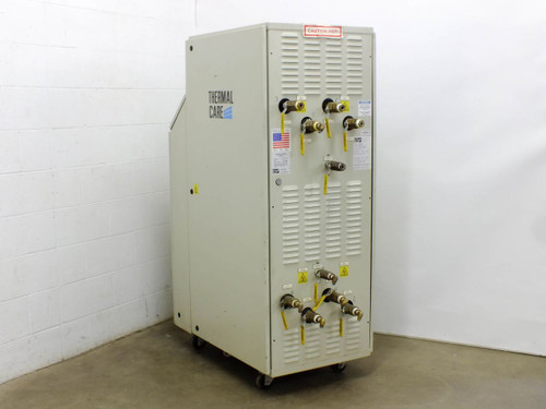 Thermal Care CRA404LX Watlow 96 Temperature Controller w/ Gurndfos Pumps - As Is