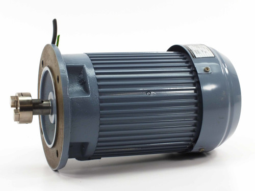Yaskawa FELQ-5 3-Ph 0.4kW Electric Induction Motor 200/220 VAC 710-855 RPM