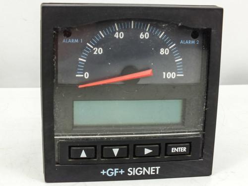 GF Signet 3-5800CR Conductivity Resistivity Monitor Timer 4-20mA