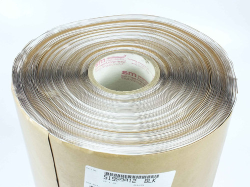 "Schnee-Morehead 51959012 Solar Panel PV Roof Adhesive Butyl 12"" Wide x 150' Long"