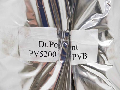 DuPont PV5200 PVB Solar Cell Lamination Encapsulant Sheeting Polyvinyl Butyral
