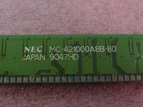 Generic 1MB 30 Pin Memory - 1Mx8 80ns Ram Kit (2x1MB) (Name Brand)