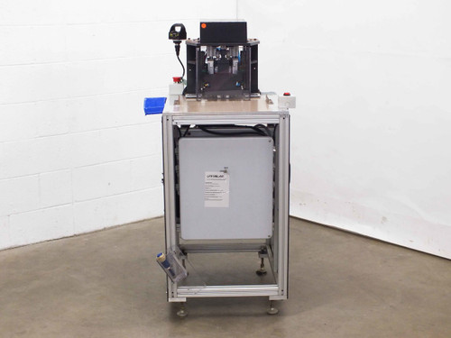 """Generic Mill/Punch System for Plastic Sheets 14.75"""" Wide with Various Component"""