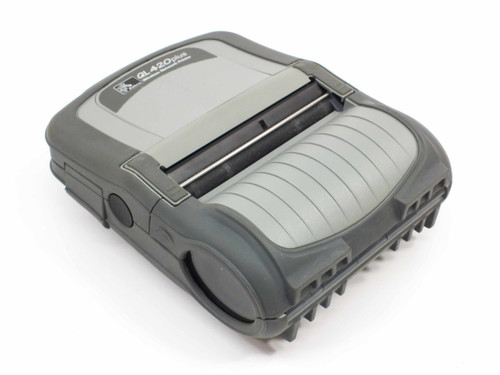 Zebra QL420 Plus Thermal Label Printer - NO AC Adapter Q4C-MUNA0000-00