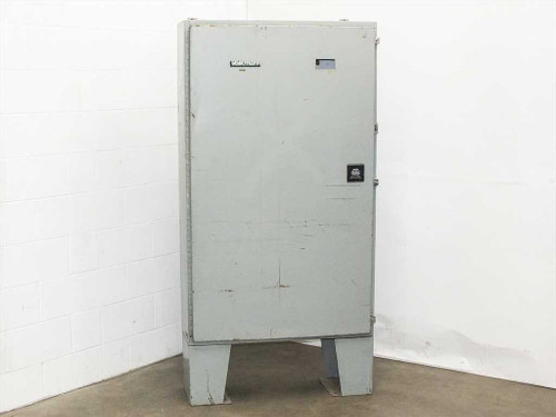 Hammond Manufacturing Floormount Industrial Control Panel Enclosure Chassis 1418