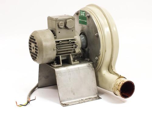 "Colasit Blower with Siemens Motor 230/460 VAC 1.18/0.68 Amp 2.5"" Ports 10"""