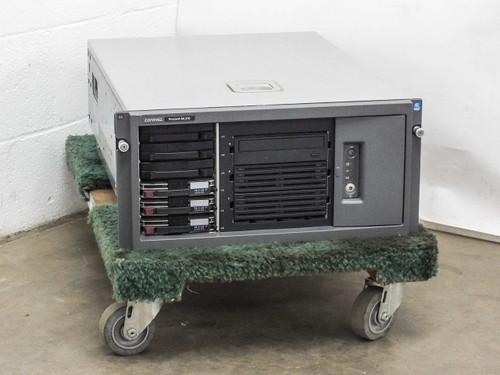 HP 257918-001 Compaq ProLiant ML370 G3 Xeon 2.4GHz Server - Bad Power PSU -As Is