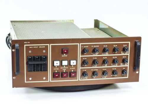 """MKS DRIE-100 High Voltage Circuit Breaker Unit - Drytek S100 Wafer - 19"""" Rack 4U"""