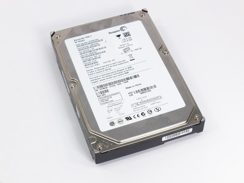 Seagate ST380819AS 80GB 3.5 SATA Hard Drive