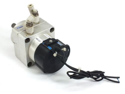 Koganei RANS50-190 Rotary Actuator Vane Type with Sensor Switch