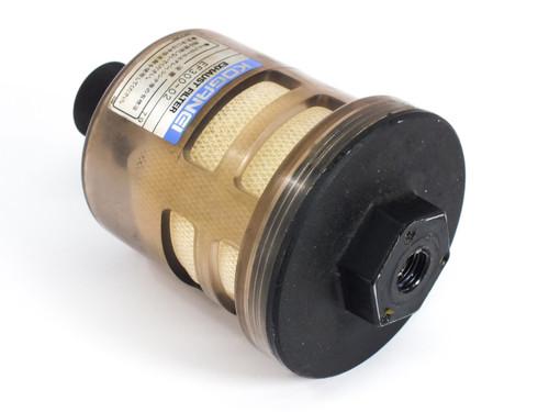 "Koganei EF300-02 Exhaust Filter 300 LPM 1/4"" FNPT"