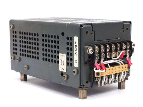 Lambda LCS-A-15 Regulated Power Supply PRI 120 VAC SEC 15 VDC 1.8A