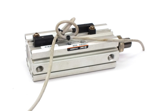 SMC CDQ2B32-60DM-J79L Compact Pneumatic Cylinder 60mm Stroke 32mm Bore 16mm Rod