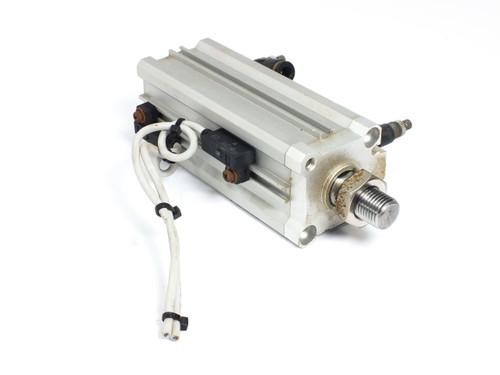 SMC Pneumatic NON-Rotating Cylinder 60mm Stroke 32mm Bore CDQ2KB32-60DM-J79L