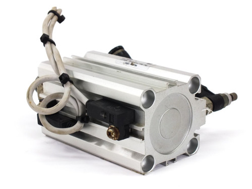 SMC Compact Pneumatic Cylinder 50mm Stroke 32mm Bore 16mm Rod CDQ2B32-50DM-J79L
