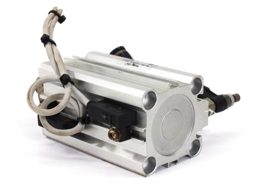 SMC Compact Pneumatic Cylinder 50mm Stroke 32mm Bore 16mm Rod CDQ2B32-50DM-J79L