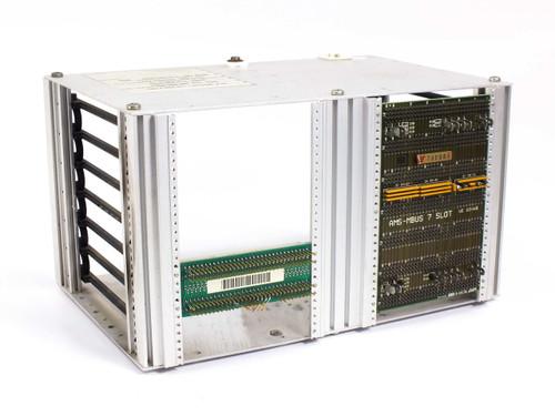 Netstal Computer Chassis AMS-MBUS 7 Slot for DiskJet Injection Molder Sycap