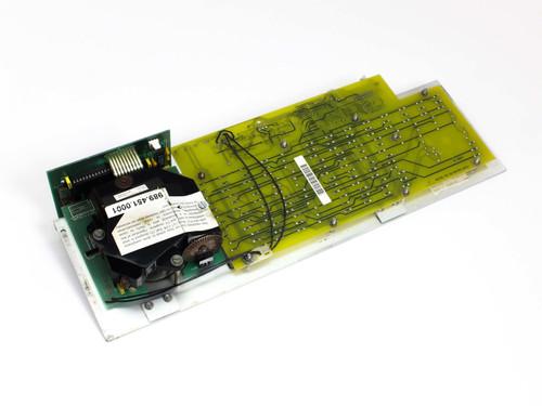 Netstal Sycap Graphtrack Front Panel 110.240.9366 DiskJet Injection Molder