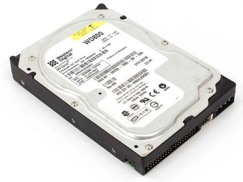 "Dell 80GB 3.5"" IDE Internal Hard Drive - Western Digital WD800BB-75DKA0 (N0796)"
