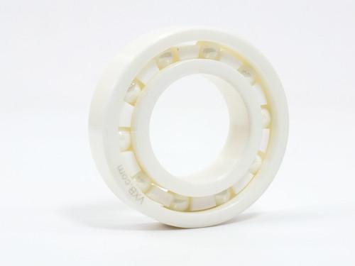 VXB 6005 Full Ceramic Bearing 25x47x12mm ZrO2 Ball Bearings PTFE Cage Kit7674