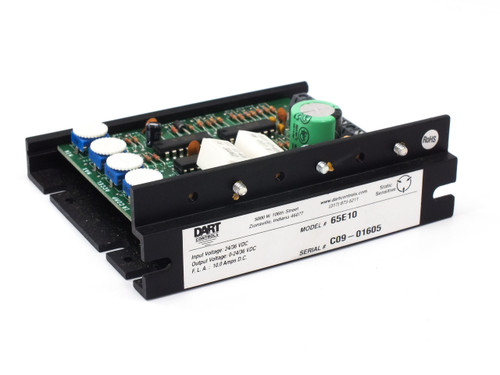 DART 65E10 Low Voltage Drive 10A DC Continuous Current 480W 650000000000