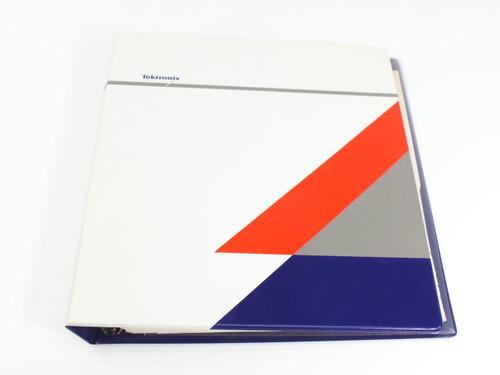 Tektronix 12-Channel D/A Module Operating Manual VX4730