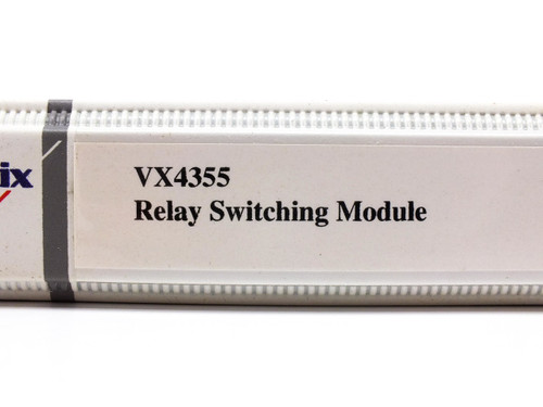 Tektronix Relay Switching Module User Manual VX4355