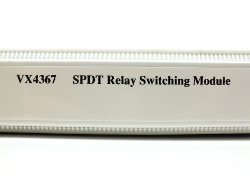 Tektronix Relay Switching Module Operating Manual VX4367