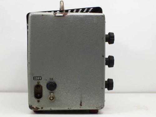 Carl Olsson 220V OLTRO LS7C Likriktare LS7C - AS IS