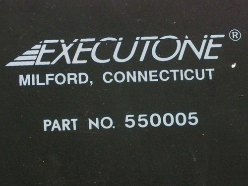 Power Controls 550005 Telephone Power Supply for Executone