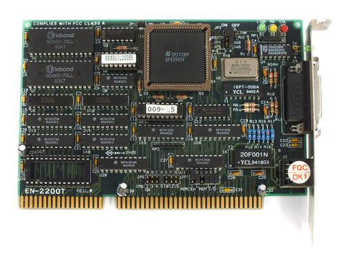 Winbond EN-2200T 16-Bit ISA Network Card - DOS Win95 & 98 Danpex NE2000 DP83902V