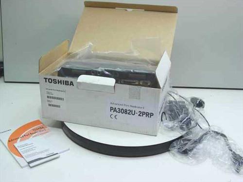 Toshiba PA3082U-2PRP Tecra 9000 Advanced Port Replicator II w/AC