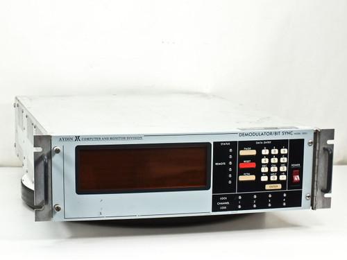 Aydin  Demodulator / Bit Sync P/N 356-0313-504 3053 - AS IS