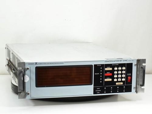 Aydin Bit Sync Demodulator for Parts or Repair 3053 - AS IS
