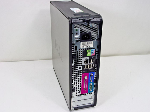 Dell Optiplex 755 SFF Intel Core 2 DUO 2.33GHz 2GB RAM 80GB HDD Desktop PC