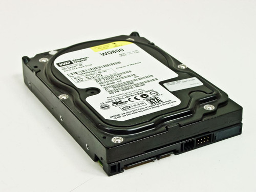 "HP 80GB 3.5"" SATA Hard Drive - Western Digital WD800JD-60LUA0 (381648-001)"