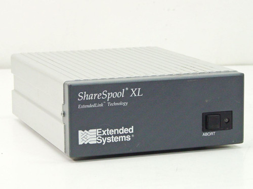 Extended Systems ESI-2249A  ShareSpool XL - As Is