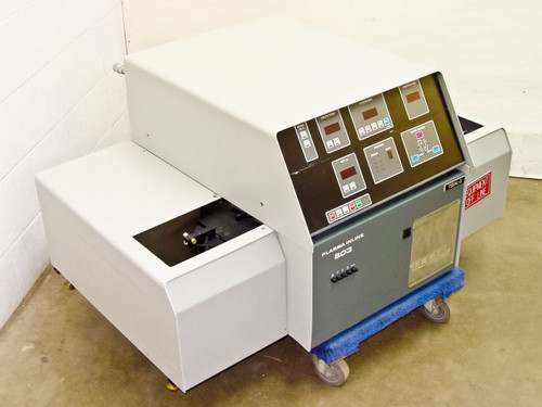 Tegal 803 Inline Wafer Automatic RF Plasma Etcher - UNTESTED - As Is / For Parts
