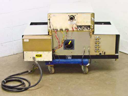 Tegal 803 Inline Automatic Wafer RF Plasma Etcher As Is for Parts or Repair
