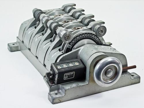 Hollywood Film Company 4.16 4-Gang 16mm Film Synchronizer - AS IS