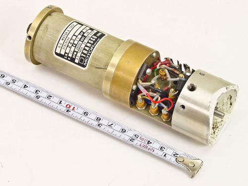 Transco  DC Motor & Tachometer 22 VDC 3.0 Amp 28000 RPM 31510144 - AS IS