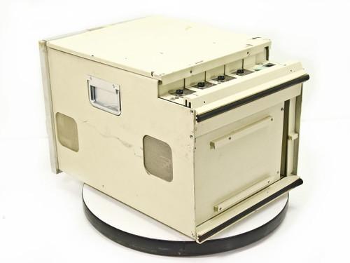 Soltec Model 3414 Oscillograph TF01630-001 Chart Recorder - AS IS