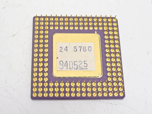 Intel 486/50Mhz Processor A80486DX2-50 SX808