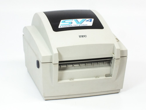TEC B-SV4D USB Serial Thermal Label Printer - AS IS