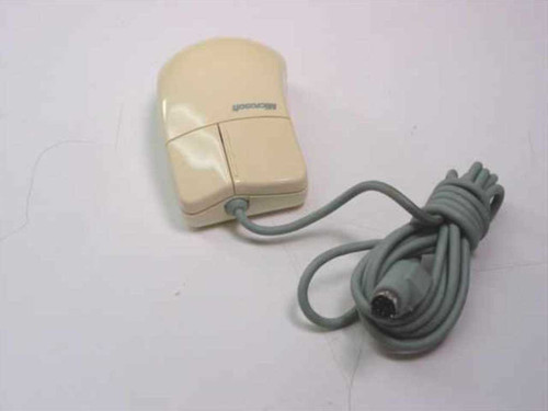 Microsoft 37963 Mouse PS/2 Mouse 2 Button- Yellowed