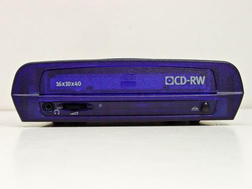 iomega 30799800  CD-RW CD Rewritable Drive - AS IS