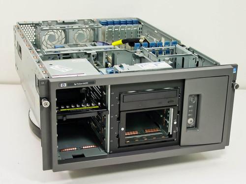 HP ML370 Compaq Proliant 533MHz FSB w/CD-R For Repair Parts - AS IS