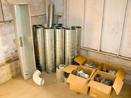 """HVAC Sheet Metal Ducting  6"""" x 60"""", 8"""" x 60"""", 10"""" x 60"""", 12"""" x 60"""""""